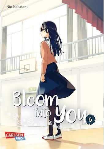 Buch »Bloom into you 6 / Nio Nakatani, Lasse Christian Christiansen« kaufen