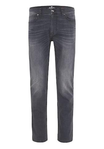 Oklahoma Jeans Bequeme Jeans »Super Stretch Black Used Men, Jeans, OCS« kaufen
