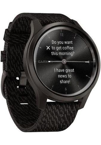 Garmin VIVOMOVE STYLE Smartwatch kaufen