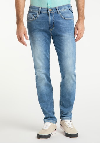Pioneer Authentic Jeans Slim-fit-Jeans »5-Pocket-Hose ERIC HANDCRAFTED Megaflex « kaufen