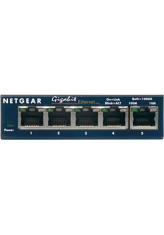 NETGEAR Netzwerk-Switch »10/100/1000 5port Switch« kaufen