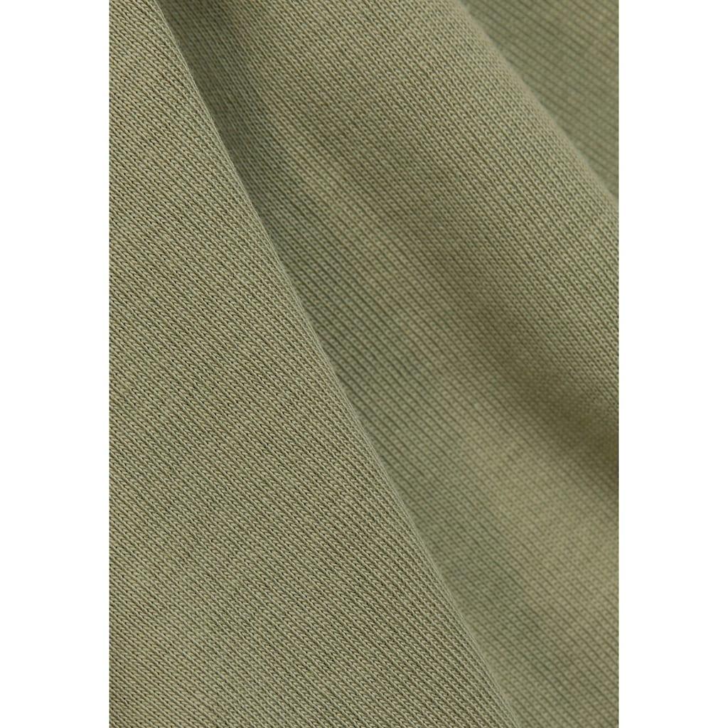 edc by Esprit Jerseykleid, im sportlich lässigen Look