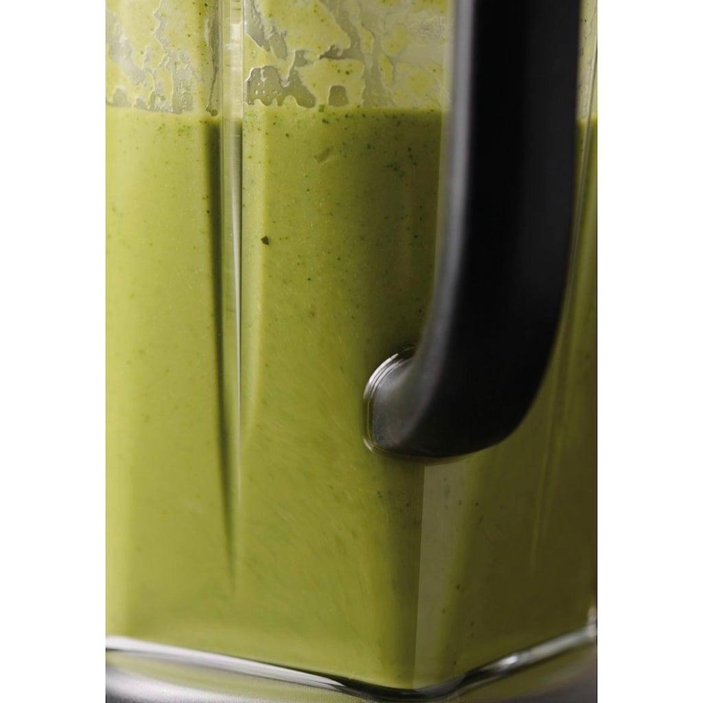 KitchenAid Standmixer »5KSB1585EER und Mini Zerkleinerer 5KFC3516«, 550 W, Vorteilsset: Du sparst gegenüber Einzelkauf 62,90€
