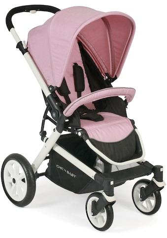 """CHIC4BABY Sport - Kinderwagen """"Boomer, rosa"""" kaufen"""
