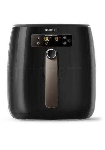 Philips Heissluftfritteuse »HD9741/10 Airfryer Avance Collection«, 800g für 2 - 3... kaufen