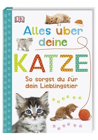 Buch Alles über deine Katze / DIVERSE kaufen