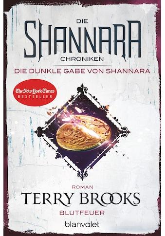 Buch »Die Shannara-Chroniken: Die dunkle Gabe von Shannara 2 - Blutfeuer / Terry... kaufen