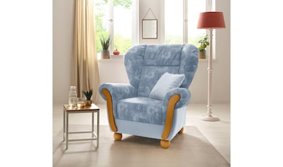 Home affaire Sessel »Milano«, Hochlehner kaufen