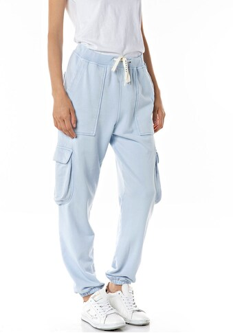 Replay Jogger Pants, im coolem Cargostyle kaufen