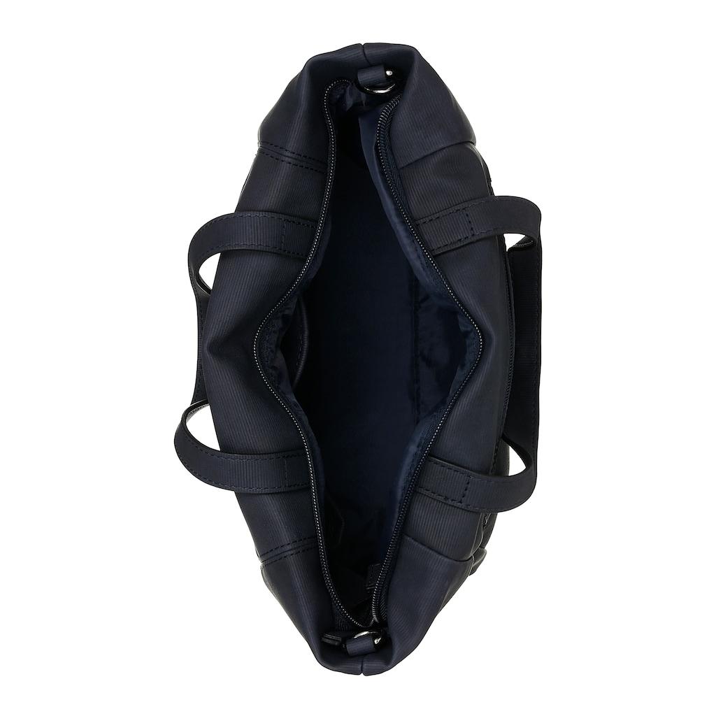 GERRY WEBER Bags Henkeltasche »be different handbag mhz«, im zeitlosen Design mit silberfarbenen Details