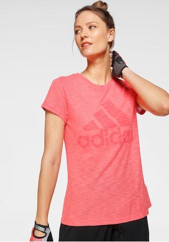 adidas Performance T - Shirt »UNIVERSE TEE 1 WOMEN« kaufen
