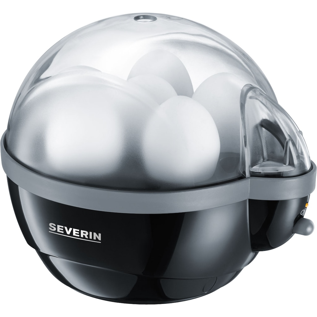 Severin Eierkocher »EK 3056«, für 6 St. Eier, 400 W, inklusive Messbecher mit Eierstecher