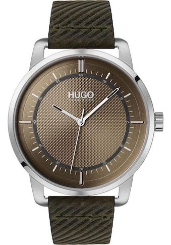HUGO Quarzuhr »#REVEAL, 1530101« kaufen