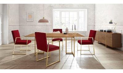 Guido Maria Kretschmer Home&Living Stuhl »Kiarwei« kaufen