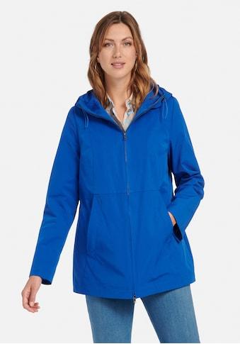 Anna Aura Outdoorjacke »Jacke mit Kapuze«, und 2-Wege-Reißverschluss kaufen