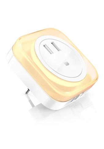 BEARWARE LED Nachtlicht mit Dual USB Ladefunktion kaufen