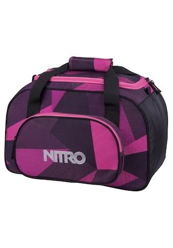 NITRO Sporttasche »Duffle Bag XS Fragments purple« kaufen