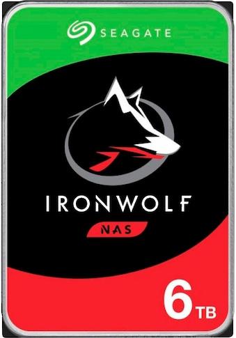 """Seagate HDD-NAS-Festplatte »IronWolf 6TB«, 3,5 """" kaufen"""