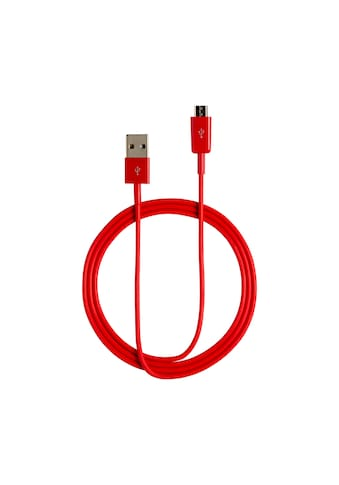 Connect IT Kabel »IT Colour Line Micro USB to USB 1m Rot« kaufen