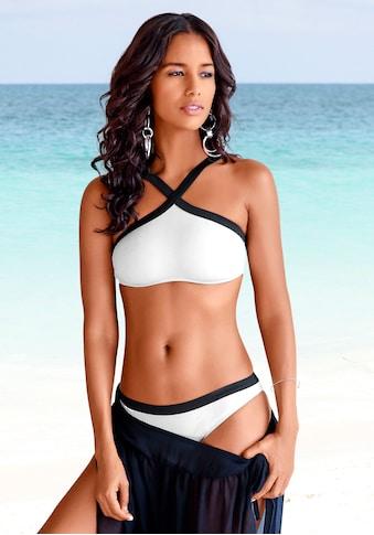 JETTE Bustier-Bikini, aus Strukturware kaufen