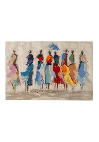 Originalgemälde afrikanische Frauen kaufen