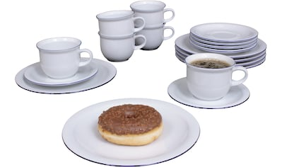 Eschenbach Kaffeeservice »Today - Westerland«, (Set, 12 tlg.), Made in Germany kaufen