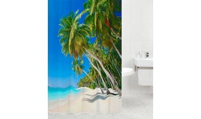 Sanilo Duschvorhang »Karibik«, Breite 180 cm, Höhe 200 cm kaufen