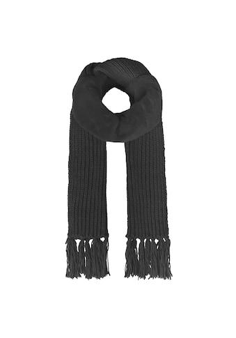 Codello Kuscheliger Longschal mit Fake Fur - Einsatz kaufen