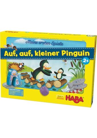 """Haba Spiel, """"Meine ersten Spiele  -  Auf, auf, kleiner Pinguin!"""" kaufen"""