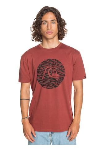 Quiksilver T-Shirt »Jungle Bubble« kaufen