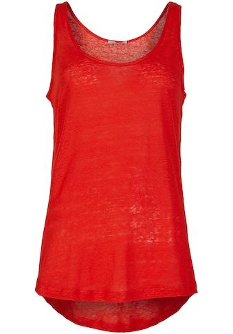 LTB Shirttop »PAFODI«, mit verlängertem Saum hinten kaufen