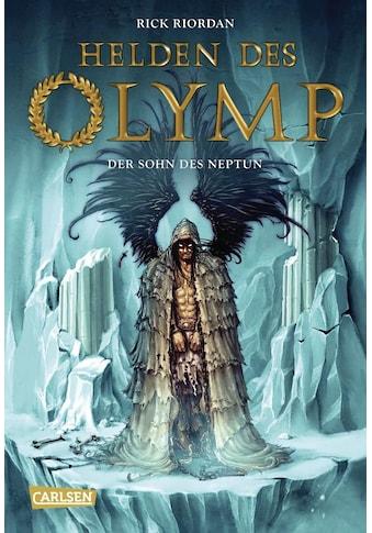 Buch »Helden des Olymp 2: Der Sohn des Neptun / Rick Riordan, Gabriele Haefs« kaufen