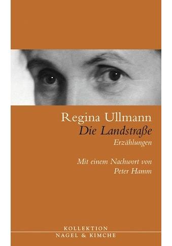 Buch »Die Landstraße / Regina Ullmann, Peter von Matt, Peter Hamm« kaufen