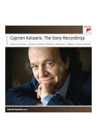 Musik-CD »Cyprien Katsaris-The Sony Recordings / Katsaris,Cyprien« kaufen