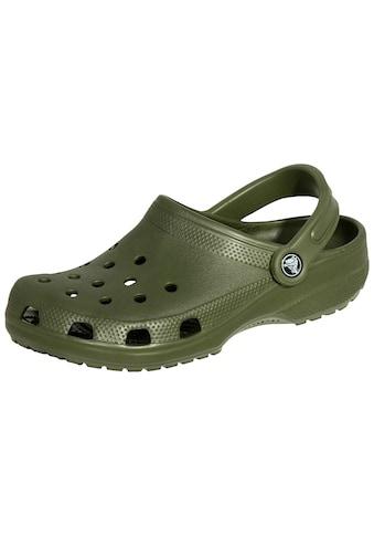 Crocs Clog »Crocs Classic army green« kaufen
