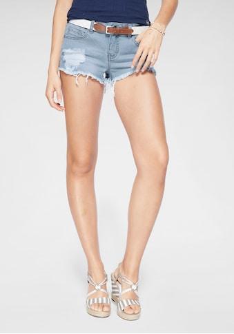 Tamaris Jeanshotpants kaufen