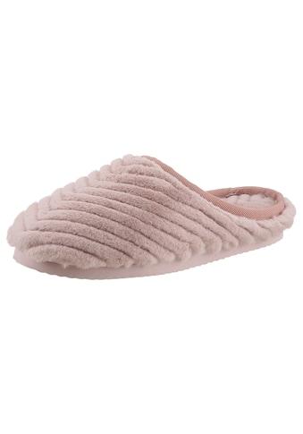 Flip Flop Pantoffel »HOMESTAY*BRAIDY«, zum Schlupfen kaufen