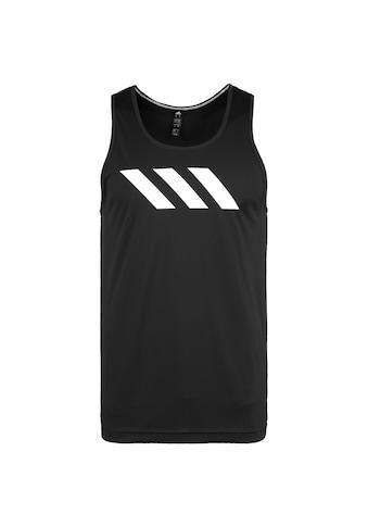 adidas Performance Trainingsshirt »Sport 3 - stripes« kaufen