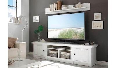 Home affaire Lowboard »California«, Fernsehtisch Breite 194 cm kaufen