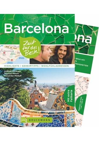Buch »Barcelona - Zeit für das Beste / Andrea Hoffmann, Stephan Mitsch, Alexander... kaufen