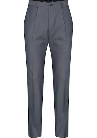 Tommy Hilfiger TAILORED Anzughose, dezent gemustert kaufen