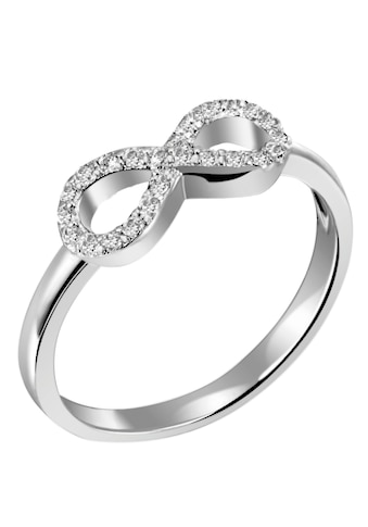 Firetti Silberring »Infinity/Unendlichkeit, rhodiniert« kaufen