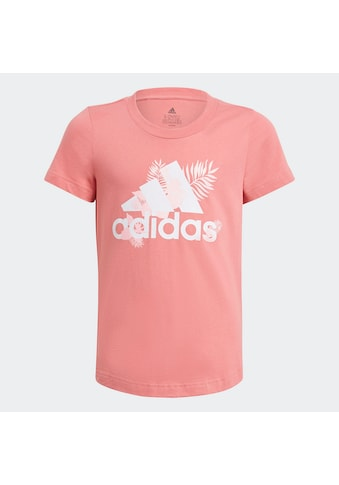 adidas Performance T-Shirt »TROPICAL SPORTS GRAPHIC« kaufen