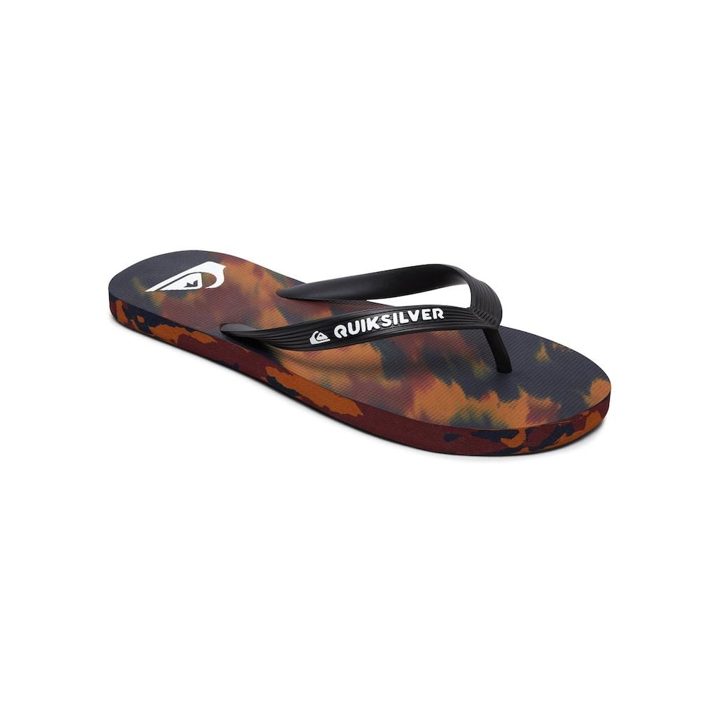 Quiksilver Sandale »Molokai Marled«