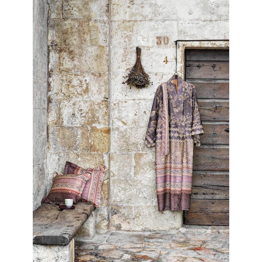 Bassetti Damenbademantel »Matera«, eleganter Kimono
