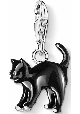 THOMAS SABO Charm-Einhänger »Katze, 0701-007-11« kaufen