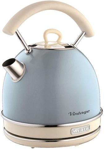 Ariete Wasserkocher »2877BL Vintage«, 1,7 l, 2200 W kaufen