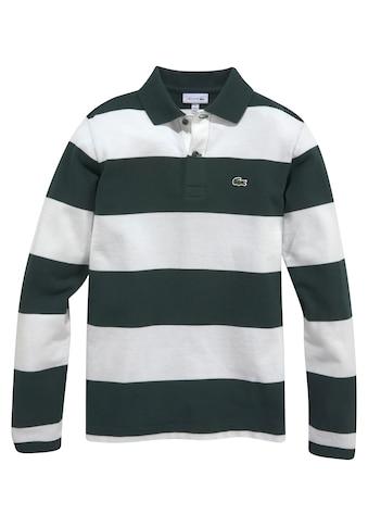 Lacoste Poloshirt, mit kleiner Applikation kaufen