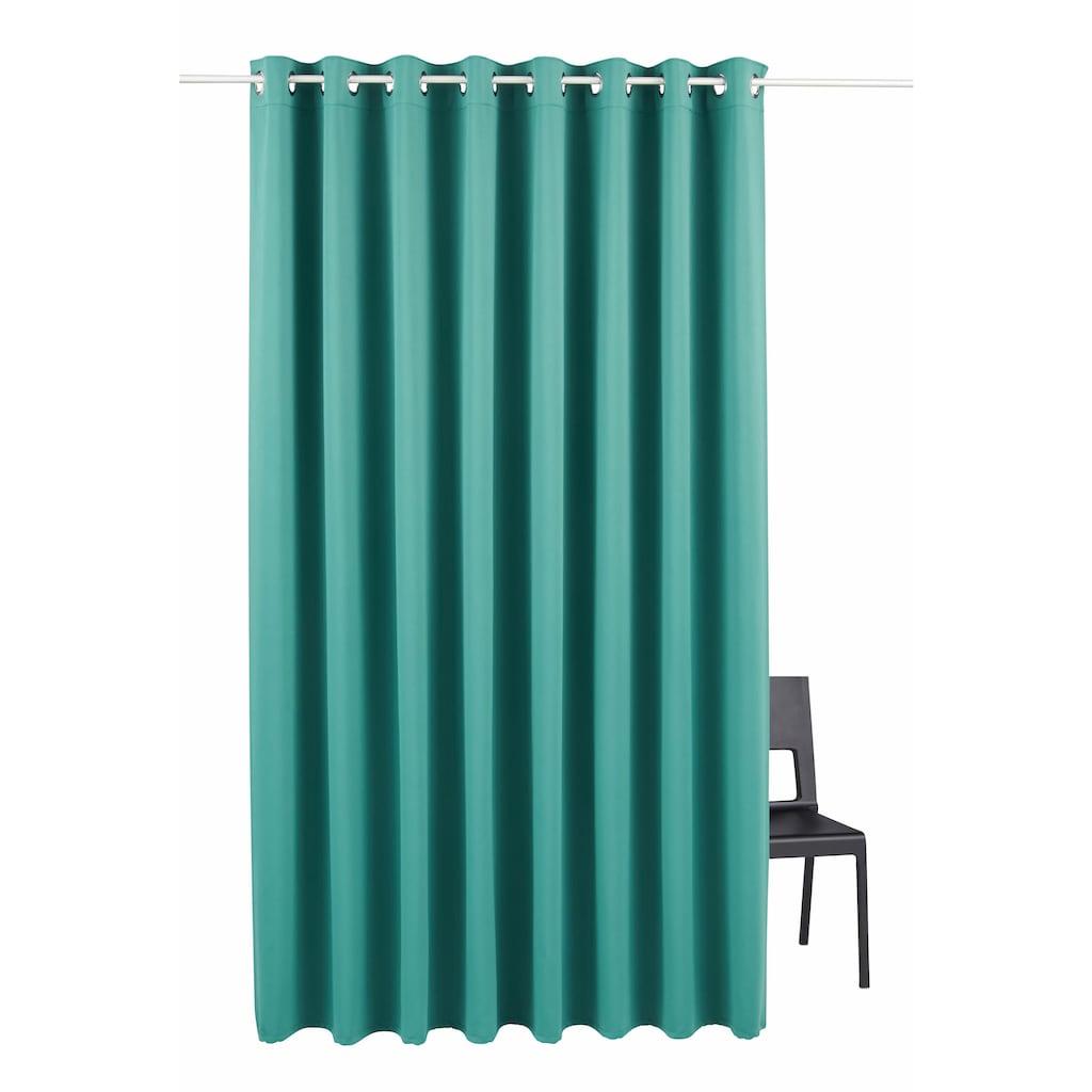 my home Verdunkelungsvorhang »Solana«, Vorhang, Fertiggardine, Gardine, Breite 280 cm, verdunkelnd