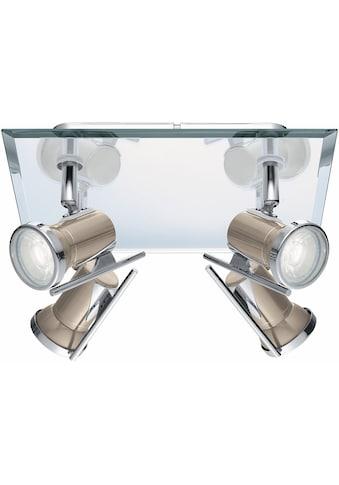EGLO LED Deckenleuchte »TAMARA 1«, GU10, Warmweiß, LED Deckenlampe kaufen